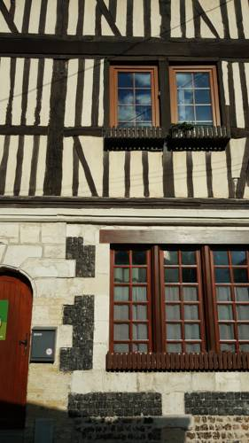 Gîte Philésim : Guest accommodation near Saint-Martin-du-Manoir