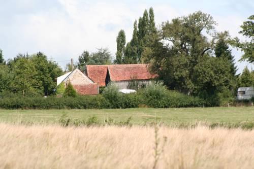 Cricri / rust.stilte.platteland : Guest accommodation near Aubigny