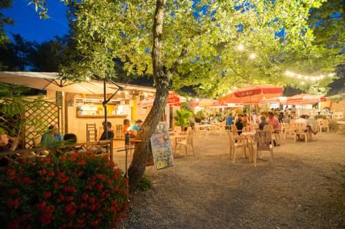 Camping Verdon- Le Lavandin : Guest accommodation near Esparron-de-Verdon