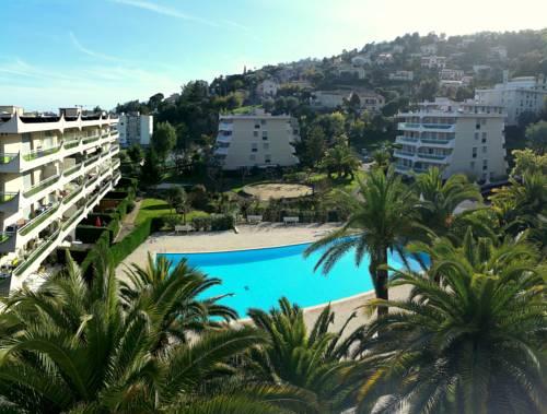 Collines du Capitou : Apartment near Mandelieu-la-Napoule