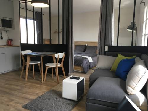 Appartement Les Rochelais : Apartment near La Rochelle