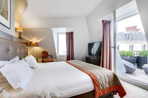 Hotel WO - Wilson Opera : Hotel near Paris 8e Arrondissement