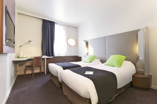 Campanile Le Havre Centre : Hotel near Seine-Maritime