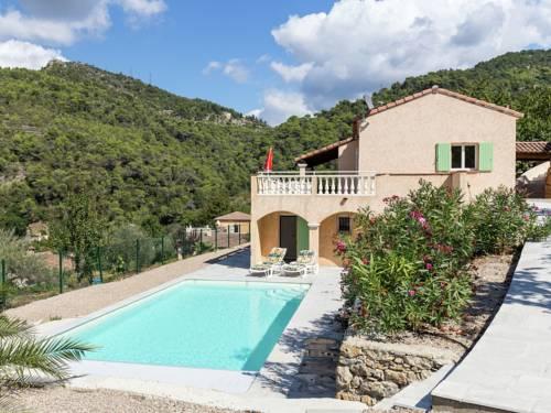 Villa - La Roquette-Sur-Var : Guest accommodation near Levens