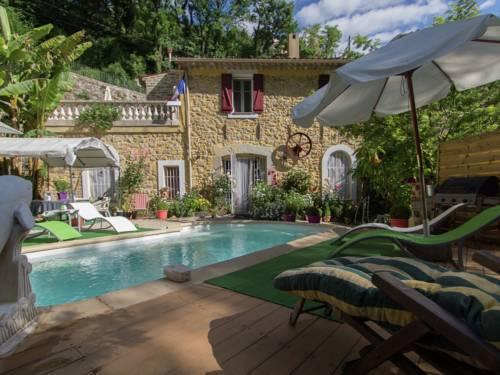 Maison De Vacances - Le Pont-Du-Loup : Guest accommodation near Courmes