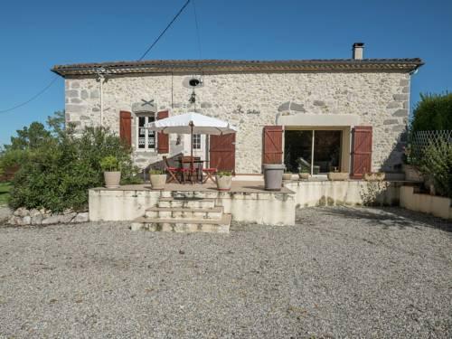Maison De Vacances - Grezet Cavagnan : Guest accommodation near Beauziac