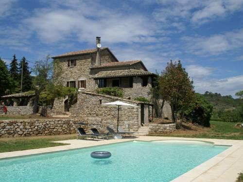 Villa Largentière : Guest accommodation near Vinezac