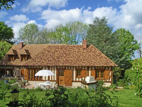 Maison De Vacances - Dampsmesnil : Guest accommodation near La Chapelle-en-Vexin