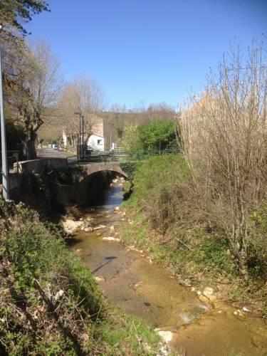 Le Pont Vert Chambres d'hôtes : Bed and Breakfast near Rennes-le-Château