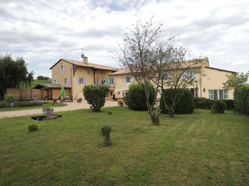 Apartment Le Gîte Des Blancs 1 : Guest accommodation near Cormoranche-sur-Saône