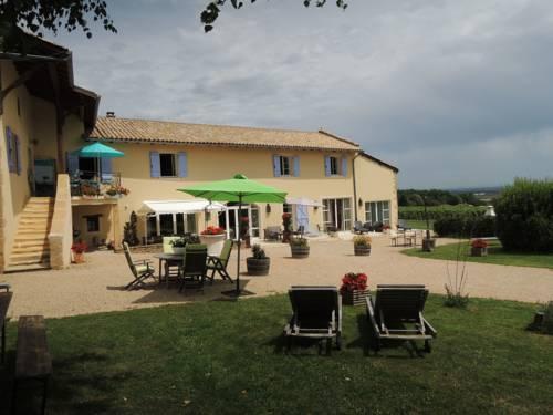 Apartment Le Gîte Des Blancs 2 : Guest accommodation near Cormoranche-sur-Saône
