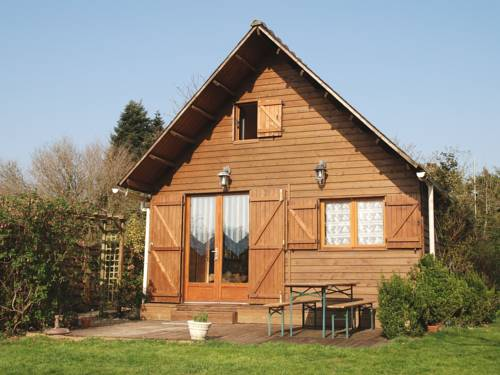 Chalet Houidi : Guest accommodation near Languidic