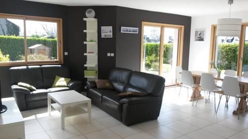 Villa Lampaul : Guest accommodation near Brélès