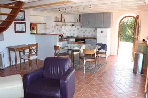 Gouelet Ker : Guest accommodation near Plougastel-Daoulas