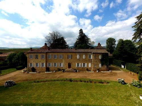 Château de Colombier : Bed and Breakfast near Arnas