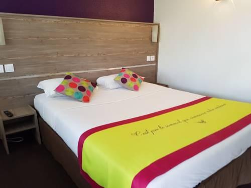 Campanile Fontenay - Trésigny : Hotel near Neufmoutiers-en-Brie