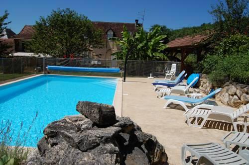Location Gite Baunac : Guest accommodation near Auriac-du-Périgord