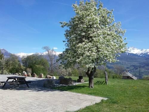 Gîte Les Sauvasses : Guest accommodation near Saint-Vincent-les-Forts