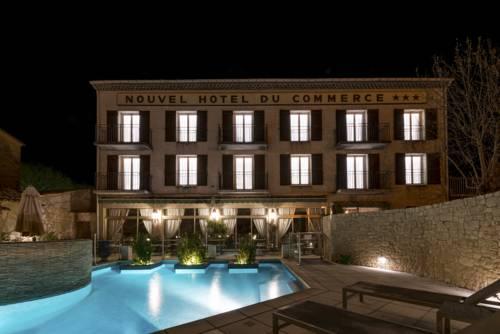 Nouvel Hôtel du Commerce : Hotel near Alpes-de-Haute-Provence