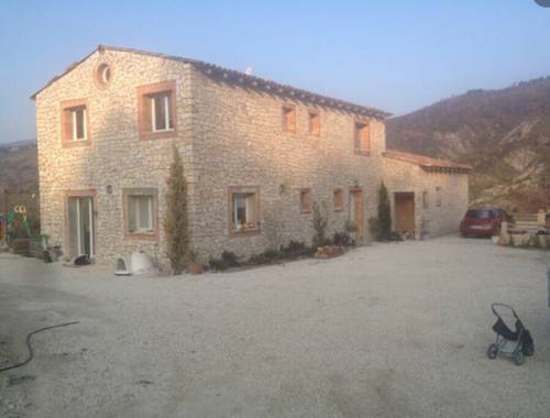 Ferme des Olivettes : Guest accommodation near Coaraze
