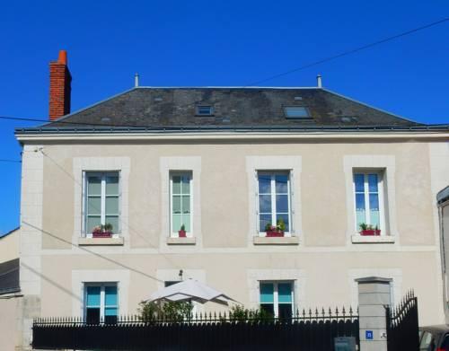la loire et ses chateaux : Guest accommodation near Saint-Martin-le-Beau