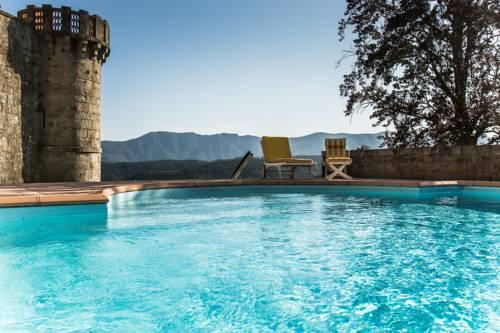 la maison des orangers : Guest accommodation near Malarce-sur-la-Thines