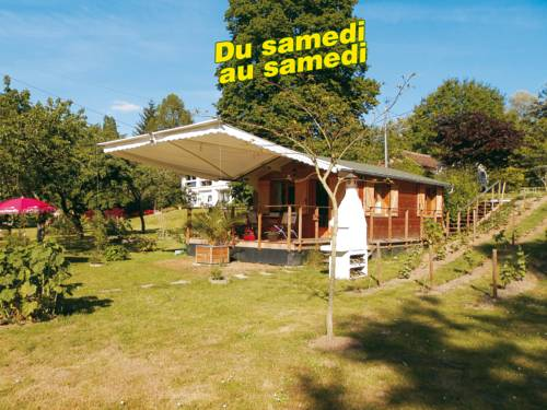 Chalet Loire proche Sancerre : Guest accommodation near Chasnay