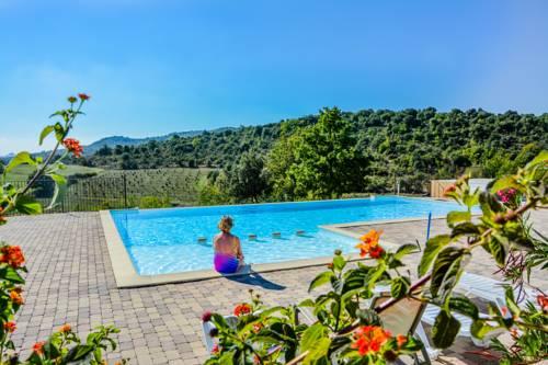 Domaine de Chadeyron : Guest accommodation near Lagorce