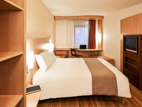 ibis Nancy Centre Gare et Congres : Hotel near Lorraine