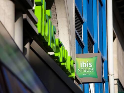 ibis Styles Nantes Centre Place Royale : Hotel near Nantes