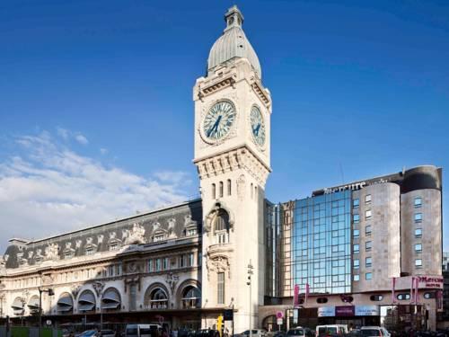 Mercure Paris Gare De Lyon TGV : Hotel near Paris 12e Arrondissement