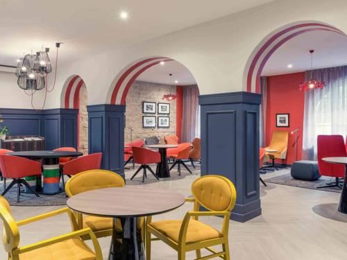 Mercure Paris Ouest St Germain : Hotel near Le Pecq