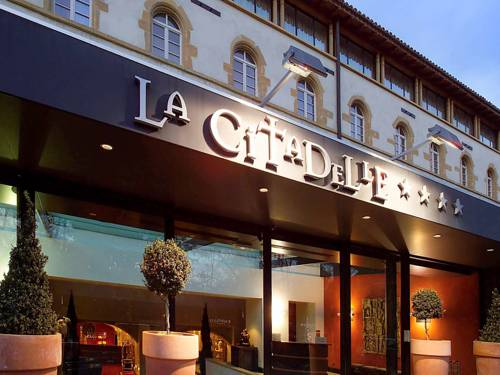 La Citadelle - MGallery by Sofitel : Hotel near Metz