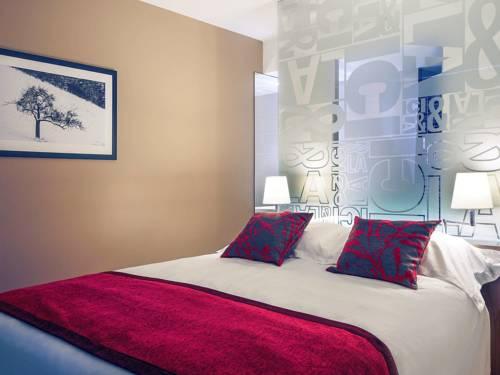Mercure Villefranche en Beaujolais : Hotel near Jassans-Riottier