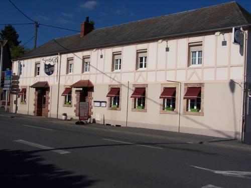 le lichou : Hotel near Givarlais