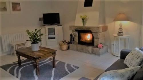 Gite Treusquilly : Guest accommodation near Berrien