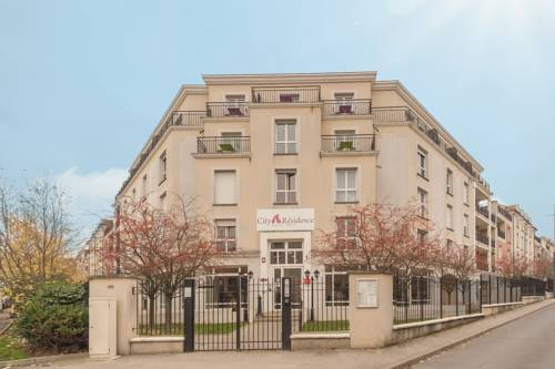 City Résidence Marne-La-Vallée-Bry-Sur-Marne : Guest accommodation near Bry-sur-Marne