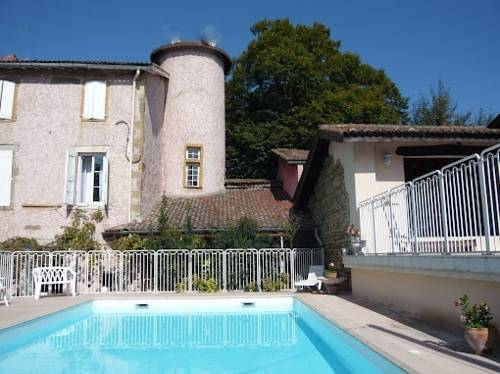La Gabetière : Hotel near Meyssiès