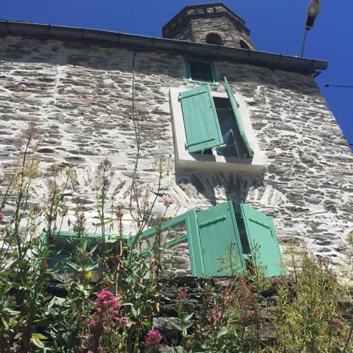 Les Volets Verts : Guest accommodation near Mas-Cabardès