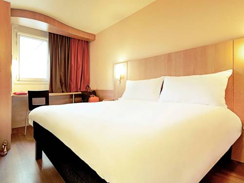 ibis Lille Tourcoing Centre : Hotel near Roubaix