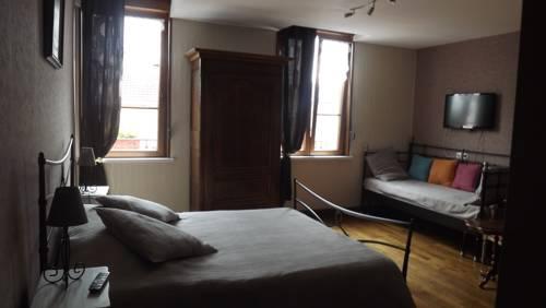 Au Fil de l'Aire : Guest accommodation near Chatel-Chéhéry