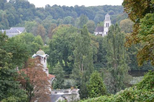 Holiday Home Castle View : Guest accommodation near Couloisy