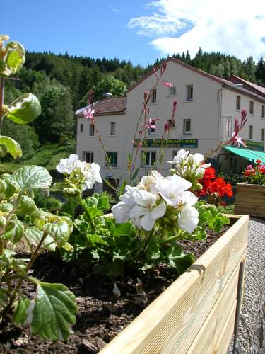 Les Cevennes : Hotel near Usclades-et-Rieutord
