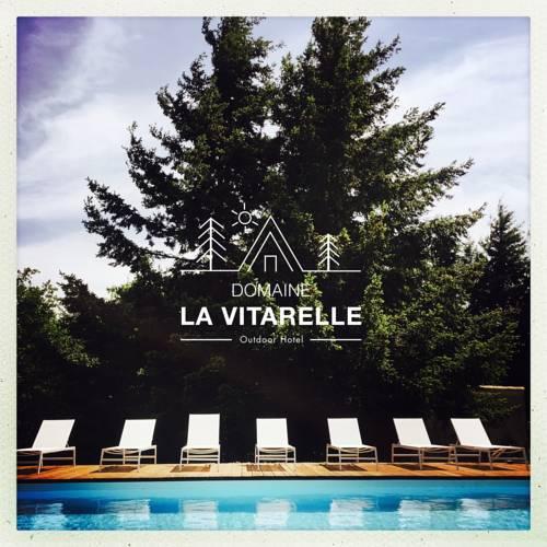 Domaine de la Vitarelle-Nature Getaway : Guest accommodation near Mas-Cabardès
