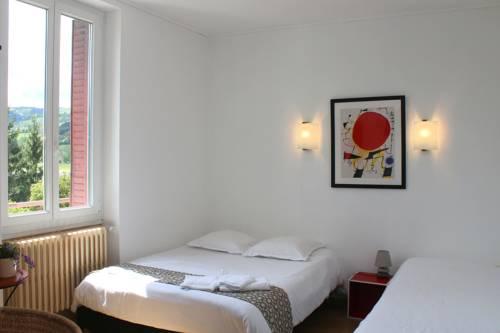 Au Moulin Du Pont : Hotel near Brion
