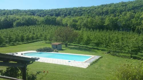 Domaine Lamartinie : Guest accommodation near Auradou