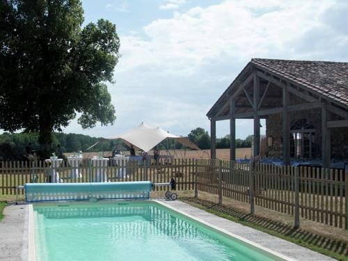 Mas d'Ourbise 1 : Guest accommodation near Houeillès