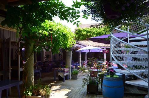 Le Richelieu : Hotel near Landes