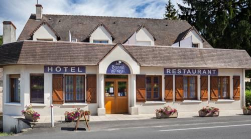 La Bonne Etape : Hotel near Pocé-sur-Cisse