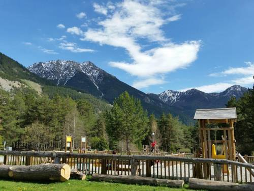 Huttopia La Claree : Guest accommodation near Val-des-Prés